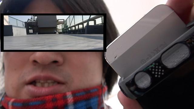 iPhone5sをエアガンで撃った男、その顛末。