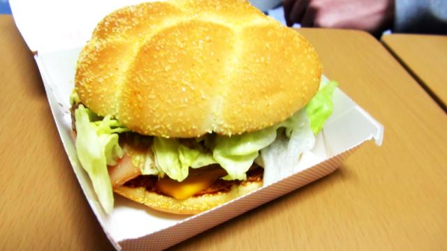 【OL】アメリカンファンキーBBQバーガー食べてみた【マクドナルド】