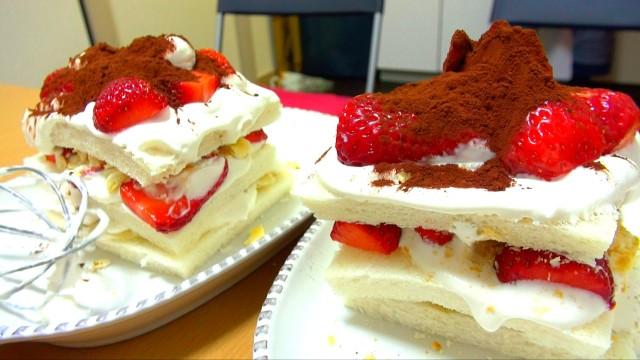 【タワーケーキ】超贅沢素材でBtoBクッキング最終回!
