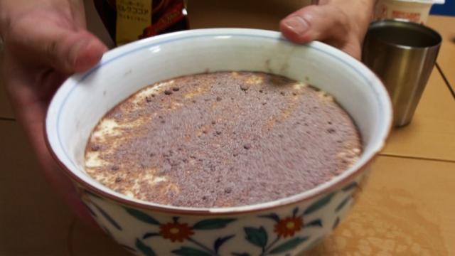 【ひとり誕生日】丼いっぱいのティラミスで祝う自分の誕生日【簡単レシピ】