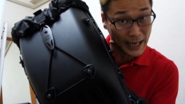 【世界一】荷物と人間を守るバッグ BOBLBE-E MEGALOPOLIS EXECUTIVE
